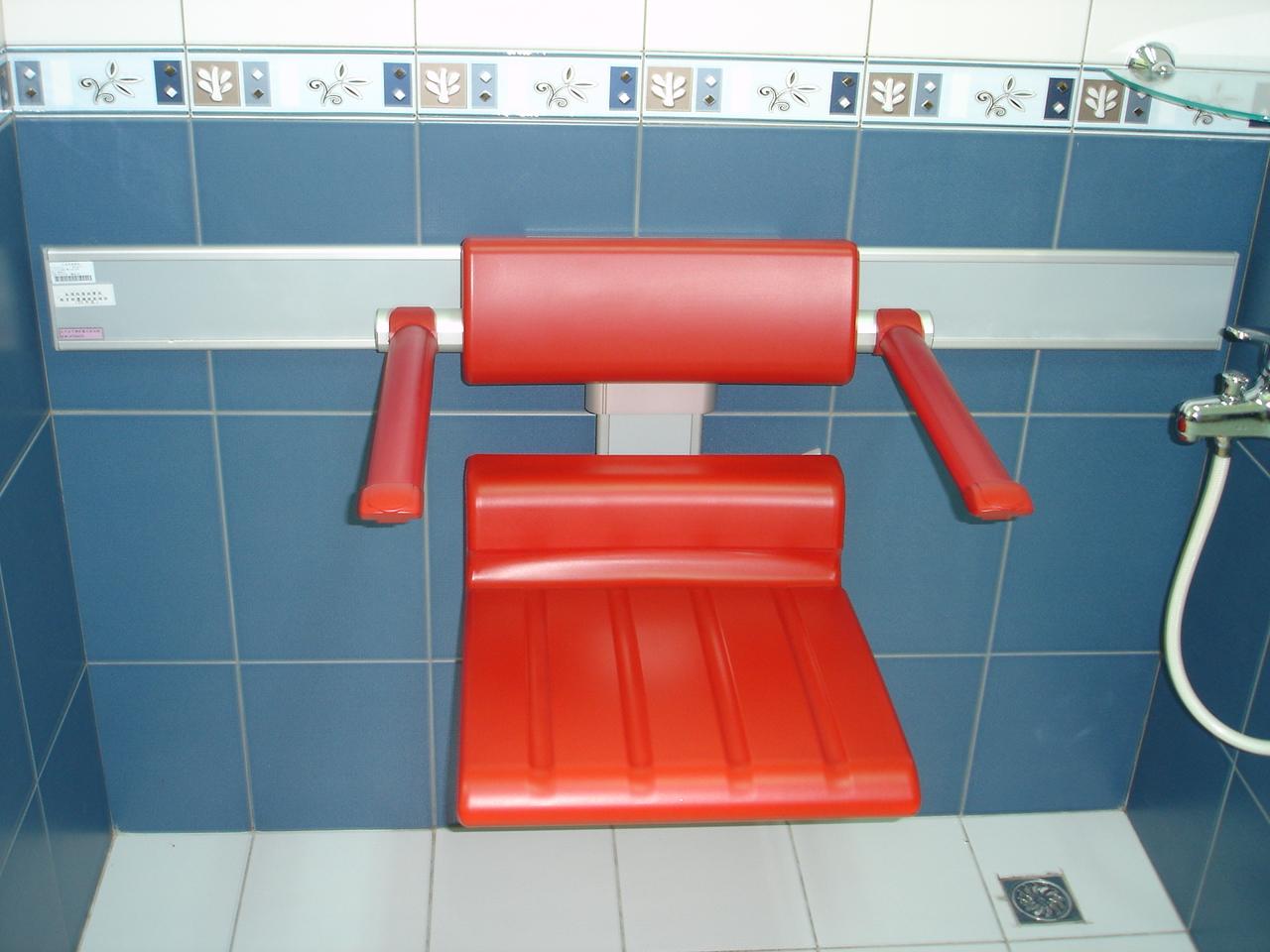 全方位可折疊式 沐浴椅